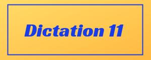 100-wpm-Dictation-No-11