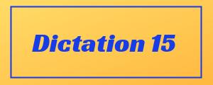 100-wpm-Dictation-No-15