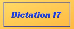 100-wpm-Dictation-No-17
