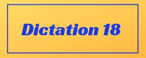 100-wpm-Dictation-No-18