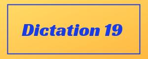100-wpm-Dictation-No-19