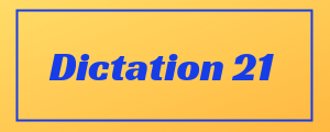 100-wpm-Dictation-No-21
