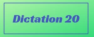 120-wpm-Dictation-No-20