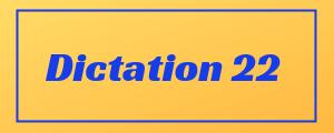 100-wpm-Dictation-No-22