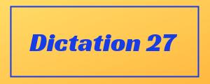 100-wpm-Dictation-No-27