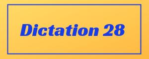 100-wpm-Dictation-No-28