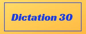 100-wpm-Dictation-No-30