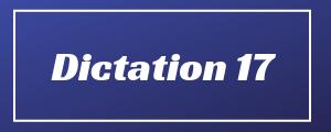 80-wpm-Dictation-No-17