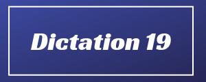 80-wpm-Dictation-No-19