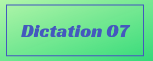 120-wpm-Dictation-No-7
