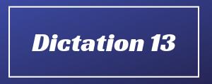 80-wpm-Dictation-No-13